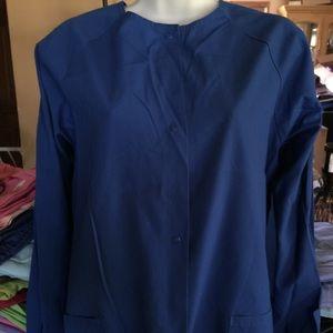 Jackets & Blazers - Lydias women's scrub jacket. M. Like new