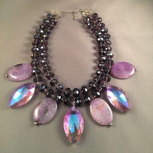 Beautiful Statement Necklace - New
