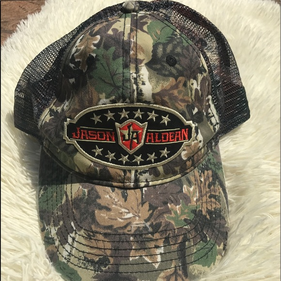 Accessories - Jason Aldean Hat•SALE OF YHE YEAR🎉 4b59cdfa5e9
