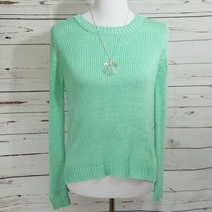 High Low Sweater, S