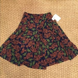 "NWT LuLaRoe ""madison"" skirt size s"