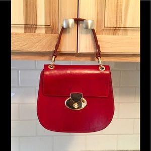 🌹Valentina🌹Fabulous Italian Leather Bag!🌹NWOT!