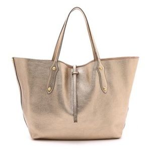 Annabel Ingall Large Isabella Tote- gold