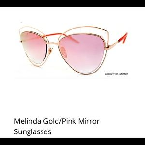 Accessories - Melinda mirror glasses