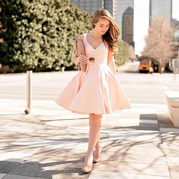 a96f46160744 IEENA for Mac Duggal Dresses | Nwt Vneck Fit Flare Dress | Poshmark