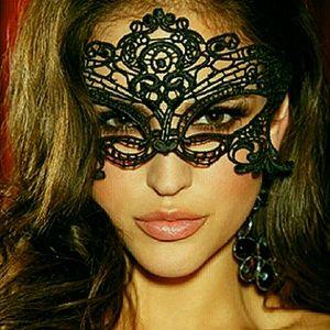 Exquisitely Beautiful Lace Mask