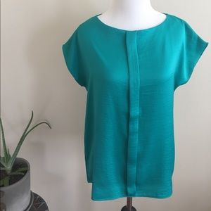 Tops - Emerald Blouse