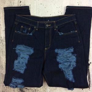 CARMAR boyfriend jeans