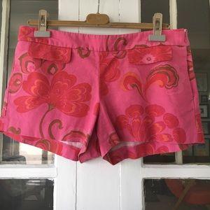 Floral shorts 🌺