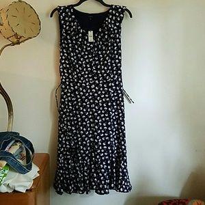Talbots Dress 14 NWT