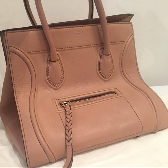 Celine Handbags - Celine Phantom Luggage Tote