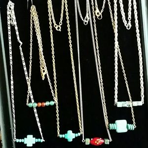 Jewelry - . NEW HANDCRAFTED  NECKLACES.