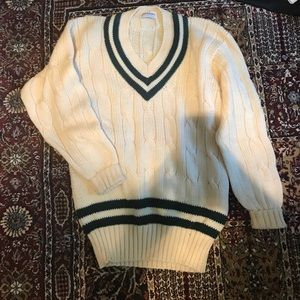 Other - Mens Cricket Sweater