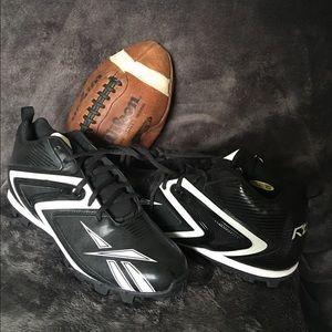 Reebok Football Mid Cleat Shoe Mens Size 14 NFL