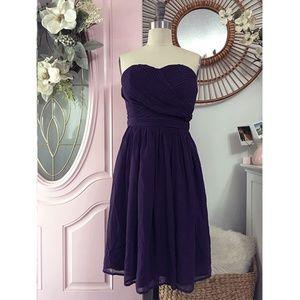 ✨❗️ LAST CHANCE ❗️✨ Tevolio Strapless Dress