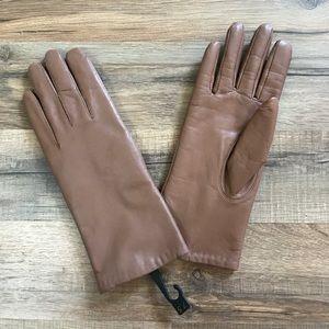 Accessories - Genuine Leather Gloves