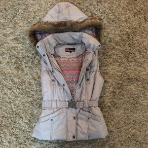 Warm and comfy vest