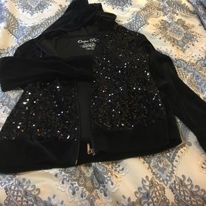 Bling bling sweaters