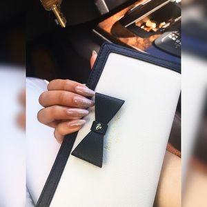 Kate Spade Hazel Court Stacy Bi-Fold Wallet