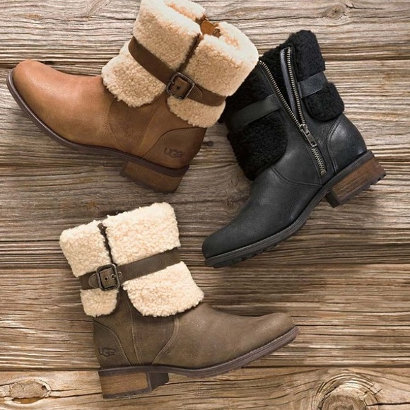 5d8ddeba449 NEW UGG BLAYRE II.Color:LODGE NWT