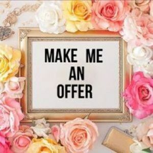 Other - Don't be shy! Very negotiable.