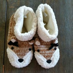 Shoes - Fox Slippers