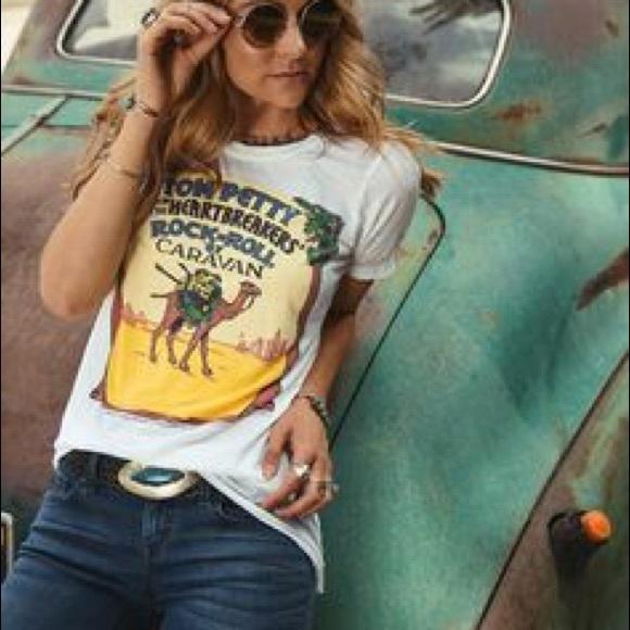 4c2d4ec8c Chaser Tops   Tom Petty Rock N Roll Caravan Tee   Poshmark