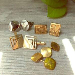 Other - Men's Vintage Cufflinks