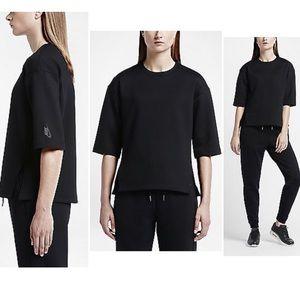 Nike Lab Essentials Top Black