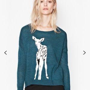 Sweaters - Doe deer jumper/sweater