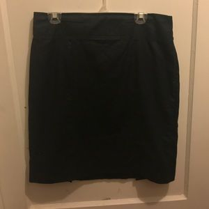 Ann Taylor Loft Pencil Skirt - Black