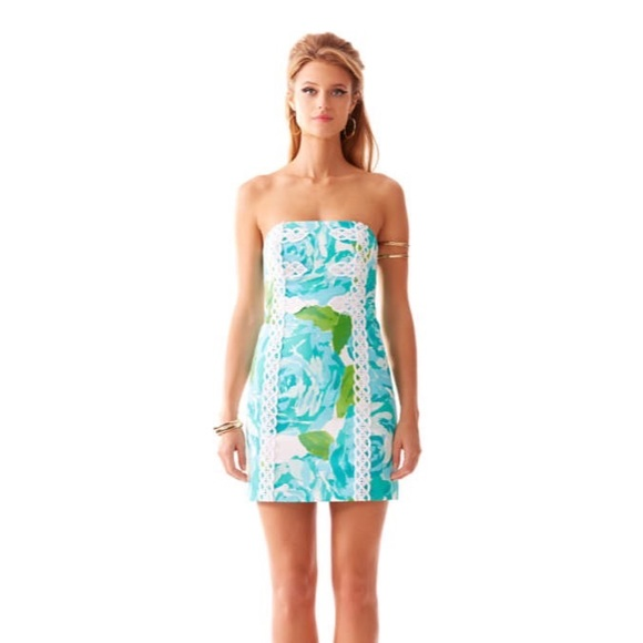 a8f35fb5bd0a Lilly Pulitzer Tansy Strapless Dress. Lilly Pulitzer.  M_598902053c6f9fa7cb0df9e6. M_5989020741b4e081830e09d4.  M_59890208d14d7bee9a0ddae8