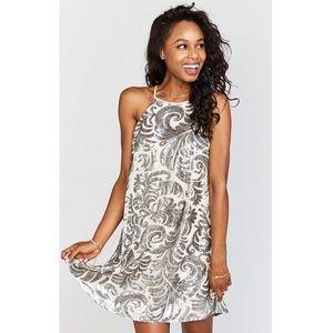 NWT Show Me Your Mumu Gomez Mini Dress