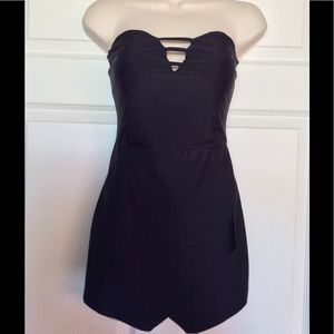 Dresses & Skirts - Coachella Romper- Black