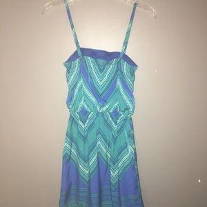 Express Dresses - Express strapless mini dress