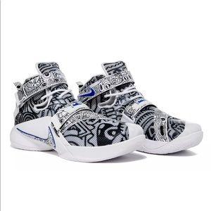 ac538f912b11 Nike Shoes - Nike Lebron Soldier IX Freegums Edition White