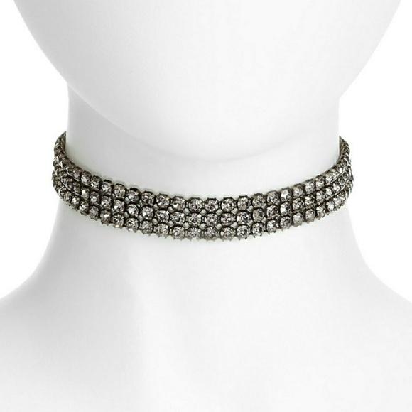 dae7d3e85648 Vanessa Mooney Jewelry | 70 Off New Fawn Choker Necklace | Poshmark