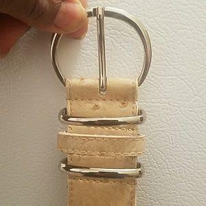 man-made belt Accessories - Man-made belt. Size large