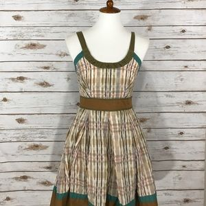 Tocca by Anthropologie Dress (size 4).