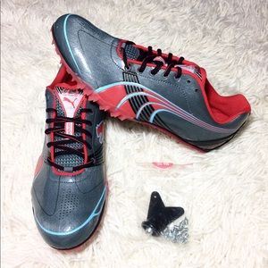 NEW! PUMA Complete TFX Sprint 3 Shoes Size 11