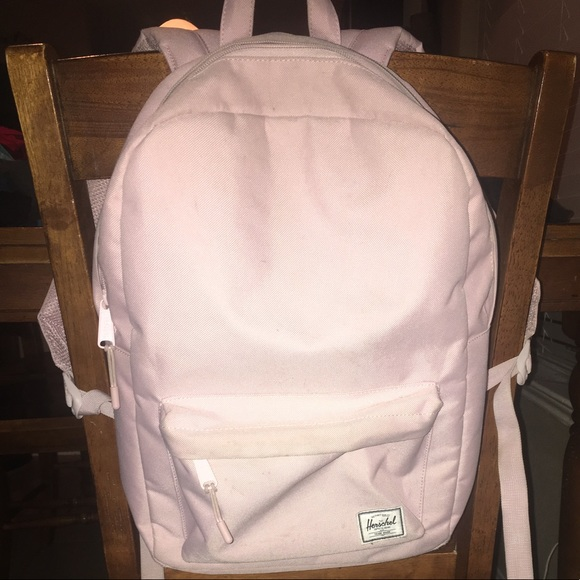 Herschel Supply Company Handbags - Herschel Urban Outfitters light pink  backpack be2486c1873eb
