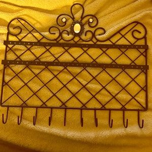 Accessories - Earring/ Necklace Holder