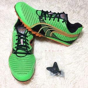 NEW! Puma TFX Distance 3 Athletic Shoes Size 9.5