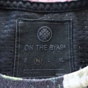 on the byas Shirts - 🚫SOLD🚫Pacsun Mens On The Byas Mesh 00 Jersey