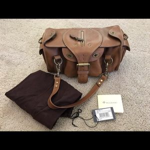 Mulberry Bags - Mulberry Emmy leather satchel   shoulder bag c1f8023aa78f3