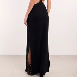 7797100976d Tobi Dresses - Tobi Timeless Strappy Back Maxi Dress Black Color