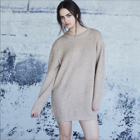 1ff1fc596f Cozy Heather Tunic  Sweater Dress