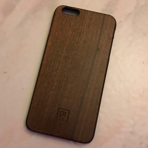 purchase cheap 66e09 87cf0 Platinum Wood iPhone 6 Plus/6S Plus Case