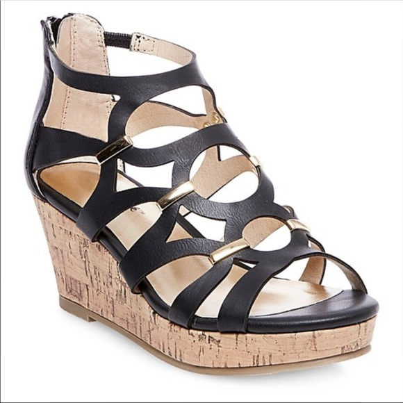 2b36f2419435 Cat   Jack Other - Cat   Jack Girls  Nicolina Wedge Sandals