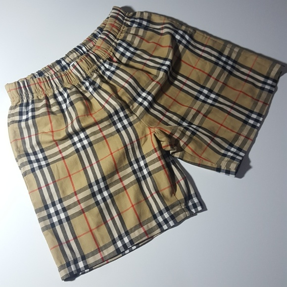 aa399ac6db7b2 Burberry Other - ♂ BURBERRY swim shorts mens traditional check